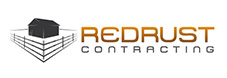 RedRust Contracting Logo